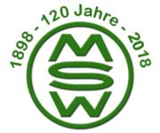 Meidericher Schiffswerft MSW Duisburg - Logo