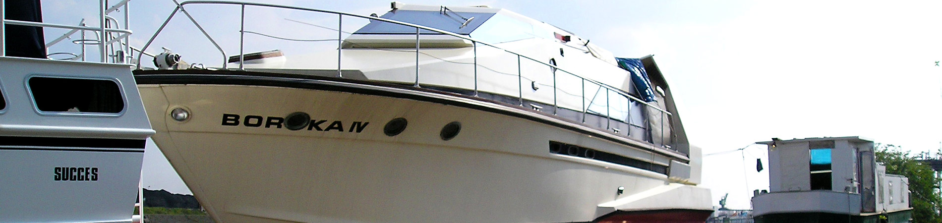 Yachtservice Meidericher Schiffswerft MSW Duisburg - Kontakt